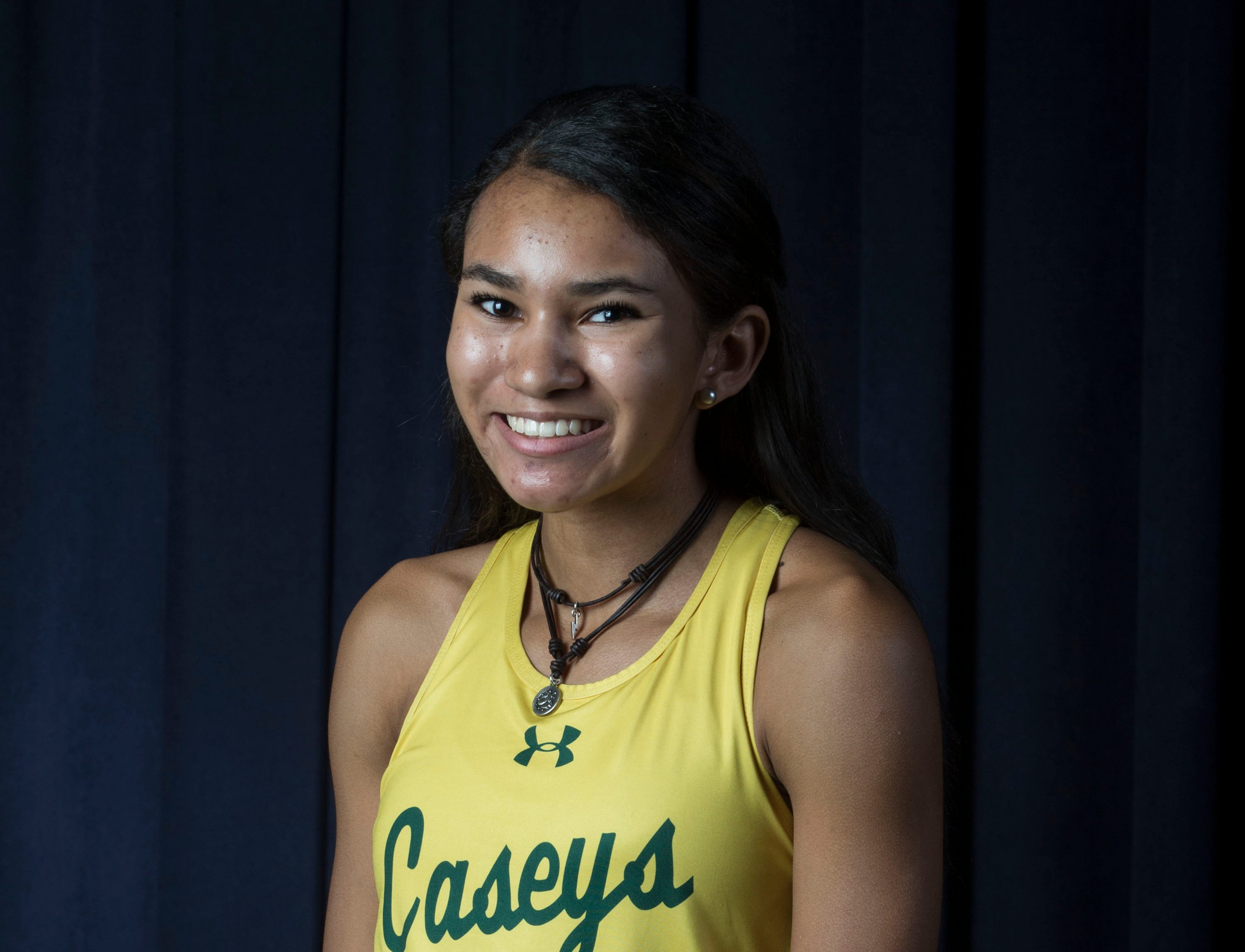 The 2019 All-Shore Girls Track- Tess Darnell of Red Bank Catholic