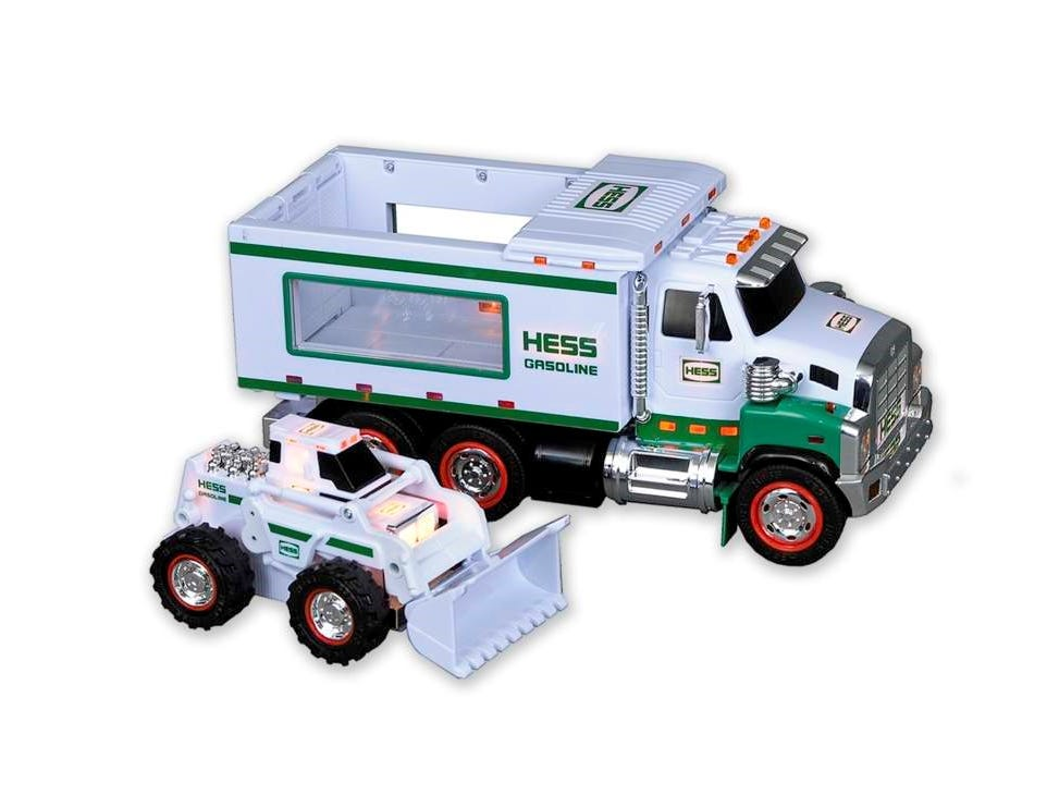 The 2008 Hess toy truck