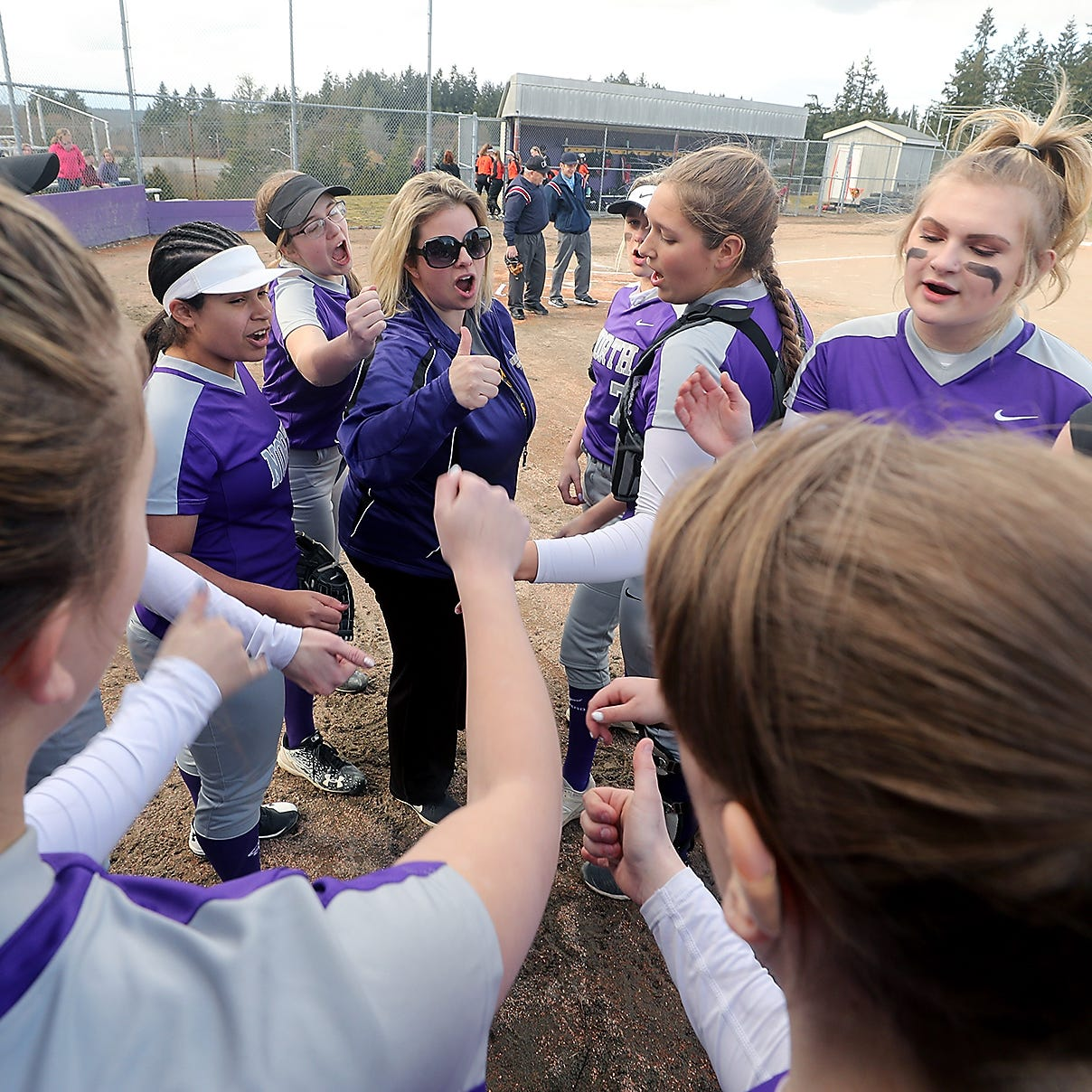 Softball Preview: State trip or bust for North Kitsap's senior class