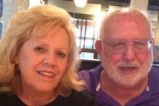 David and Susan Pritchard