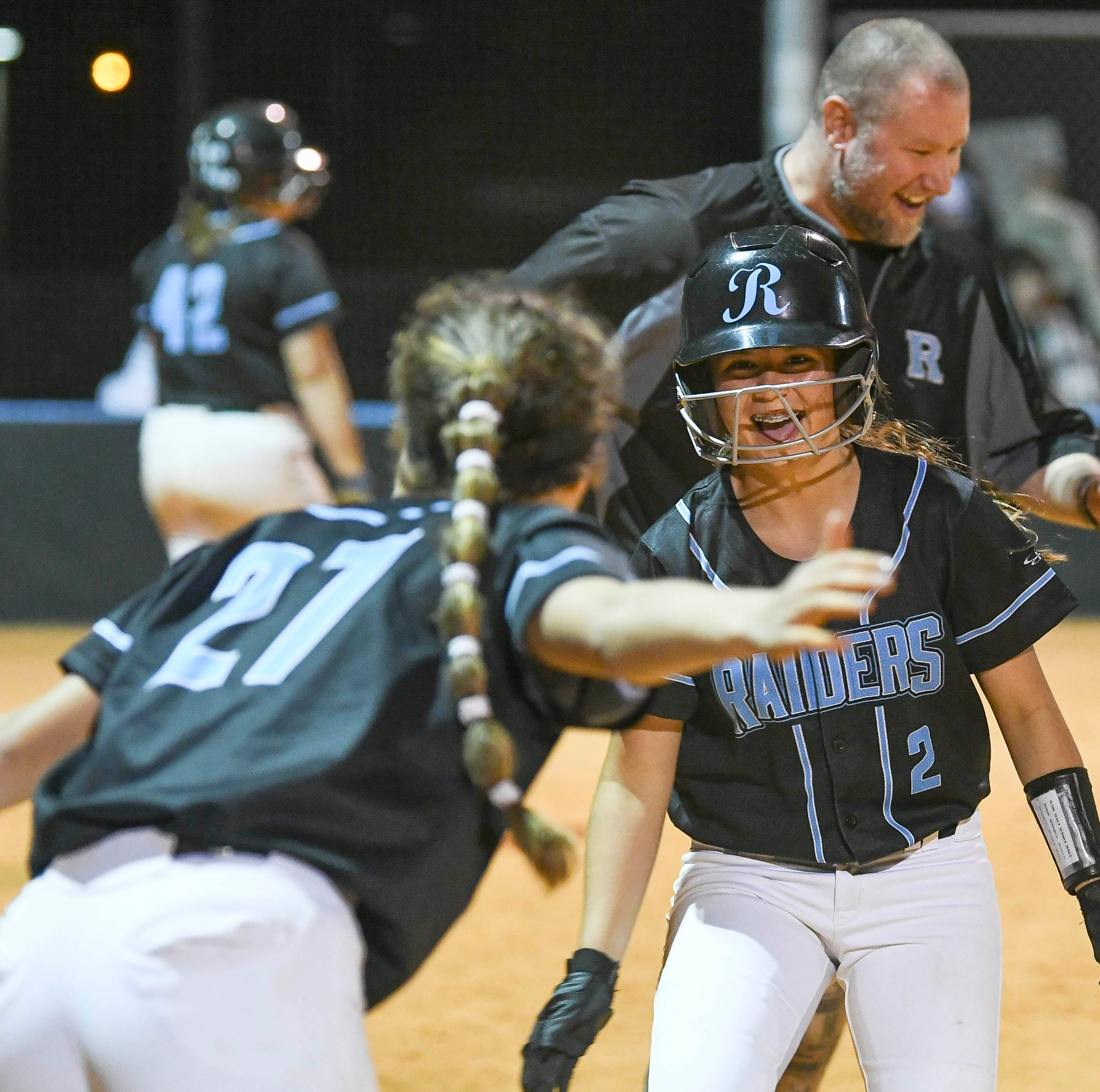 Regional softball, baseball continue tonight