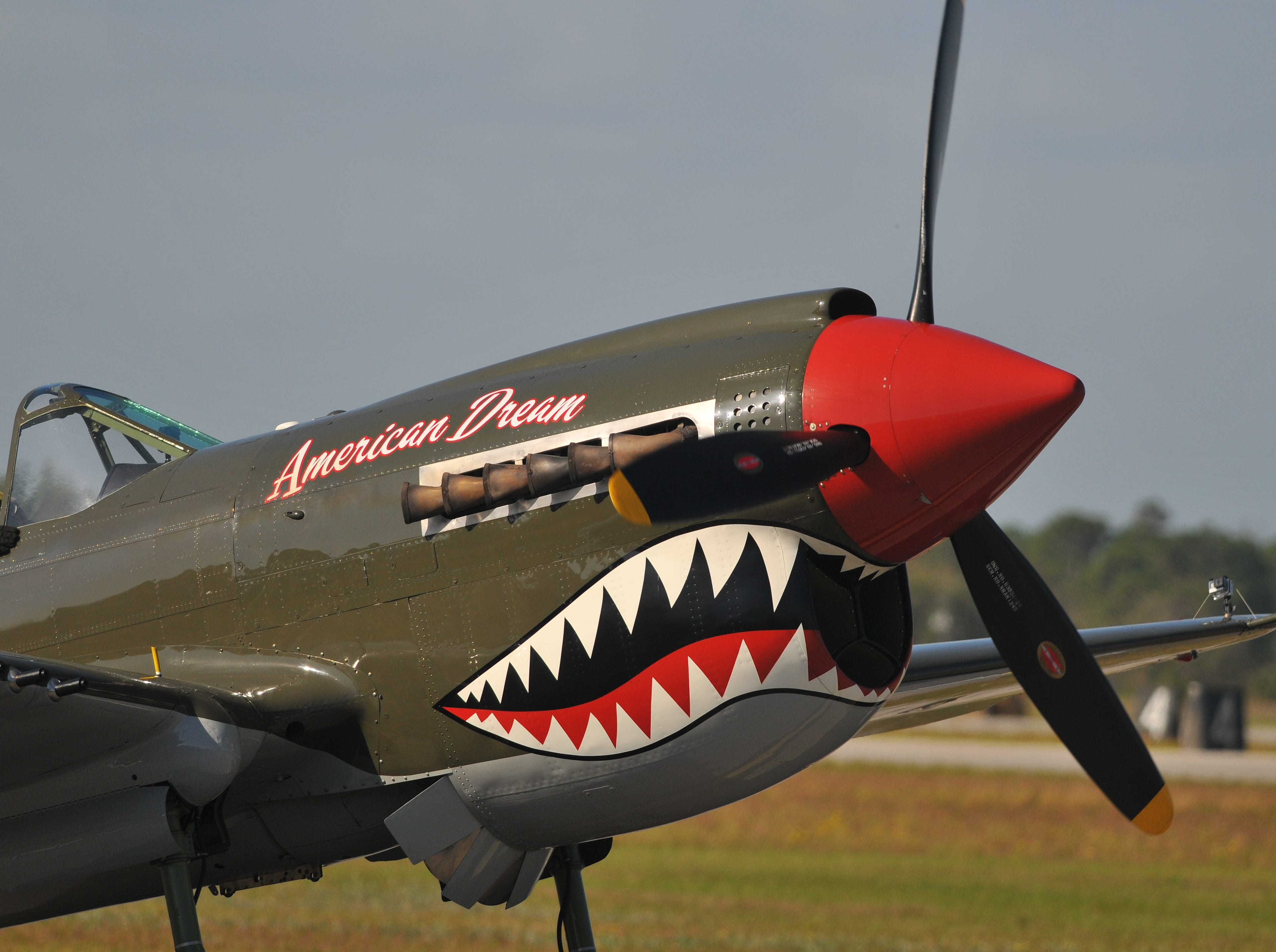 The 2019 Space Coast Warbird Air Show held their media day Thursday, promoting the Air Show that runs Friday, Saturday and Sunday at Space Coast Regional Airport in Titusville, with a Friday afternoon and evening show with fireworks, and shows Saturday and Sunday afternoon.