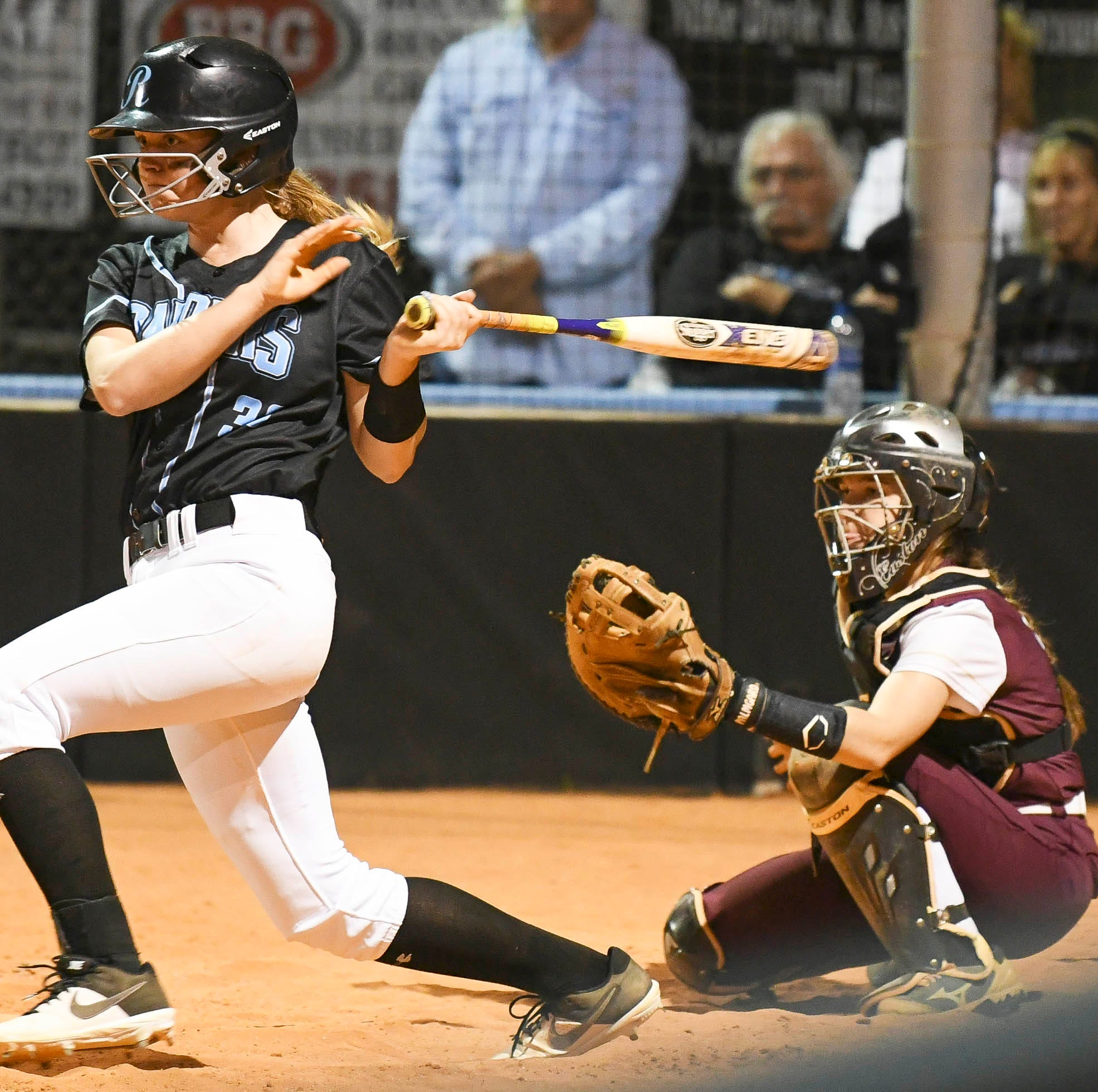 Rockledge softball takes biggest weapon - confidence - to state