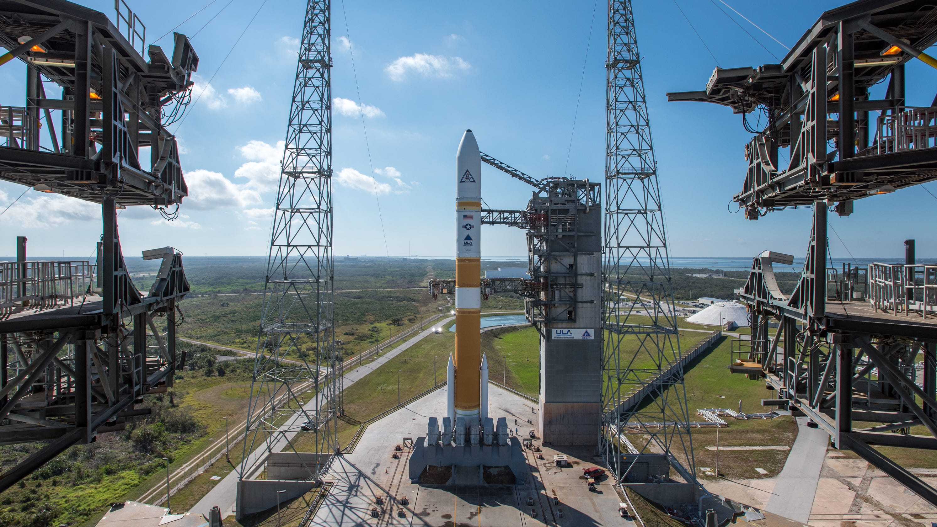 How To Watch Evening Launch Of Delta IV Rocket From Cape