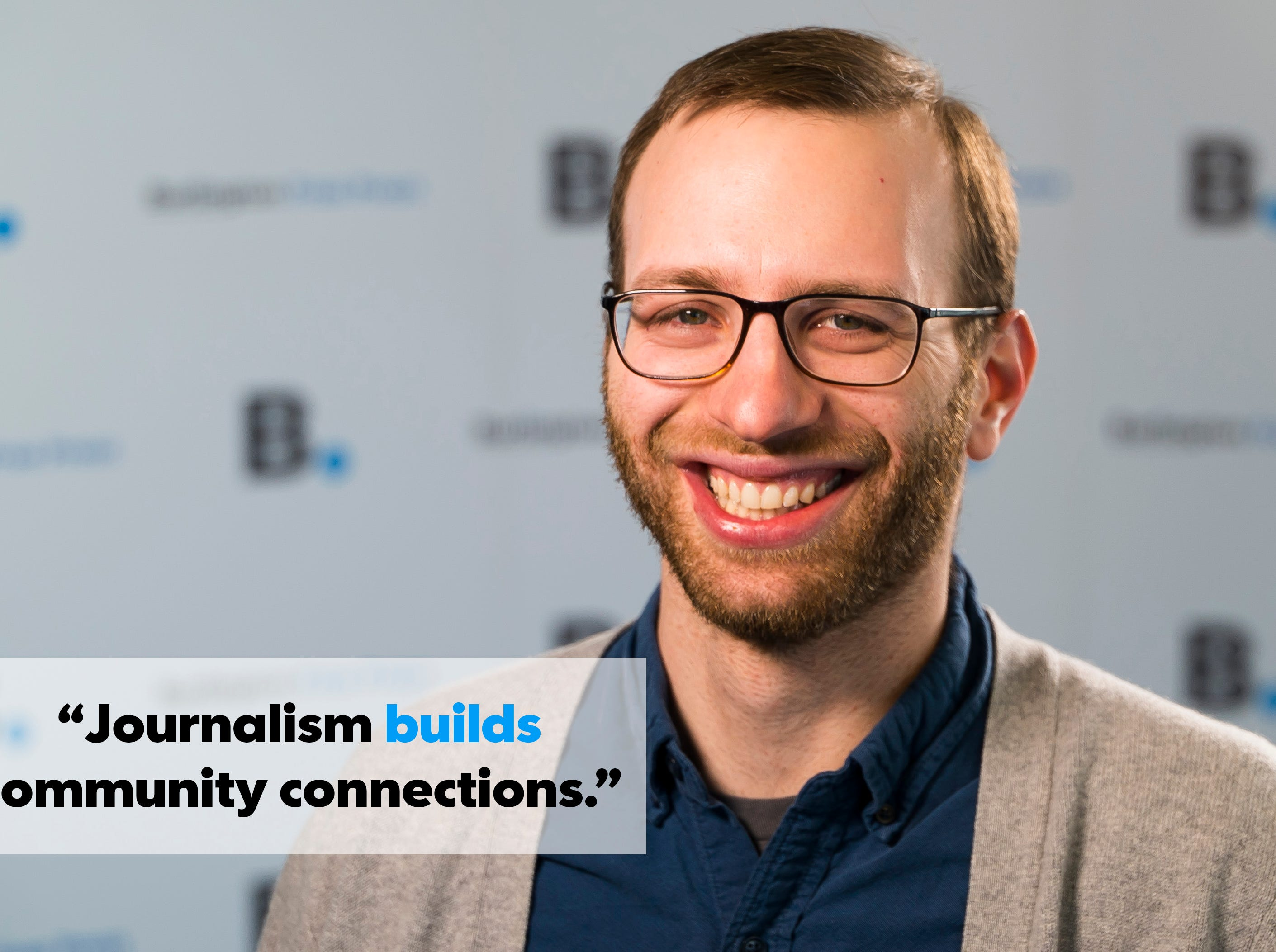 Evan Weiss joined the Free Press newsroom in 2018 and has worked to bring the reader the best digital experience possible. He believes local journalism is necessary for connecting social, political, and economic dots, so the public can make sense of their environment.