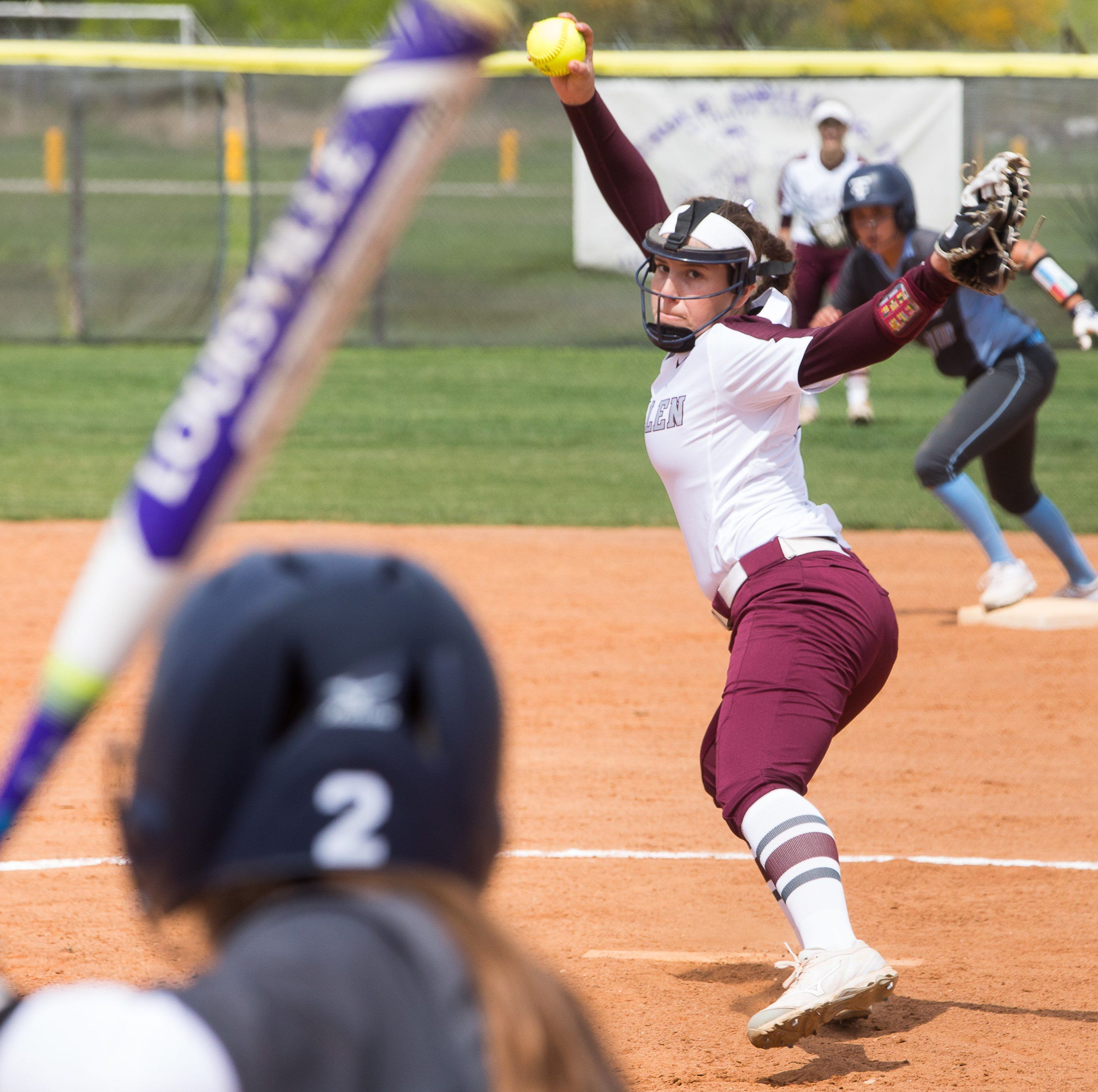Calallen's Lizette Del Angel named Caller-Times High School Athlete of the Week