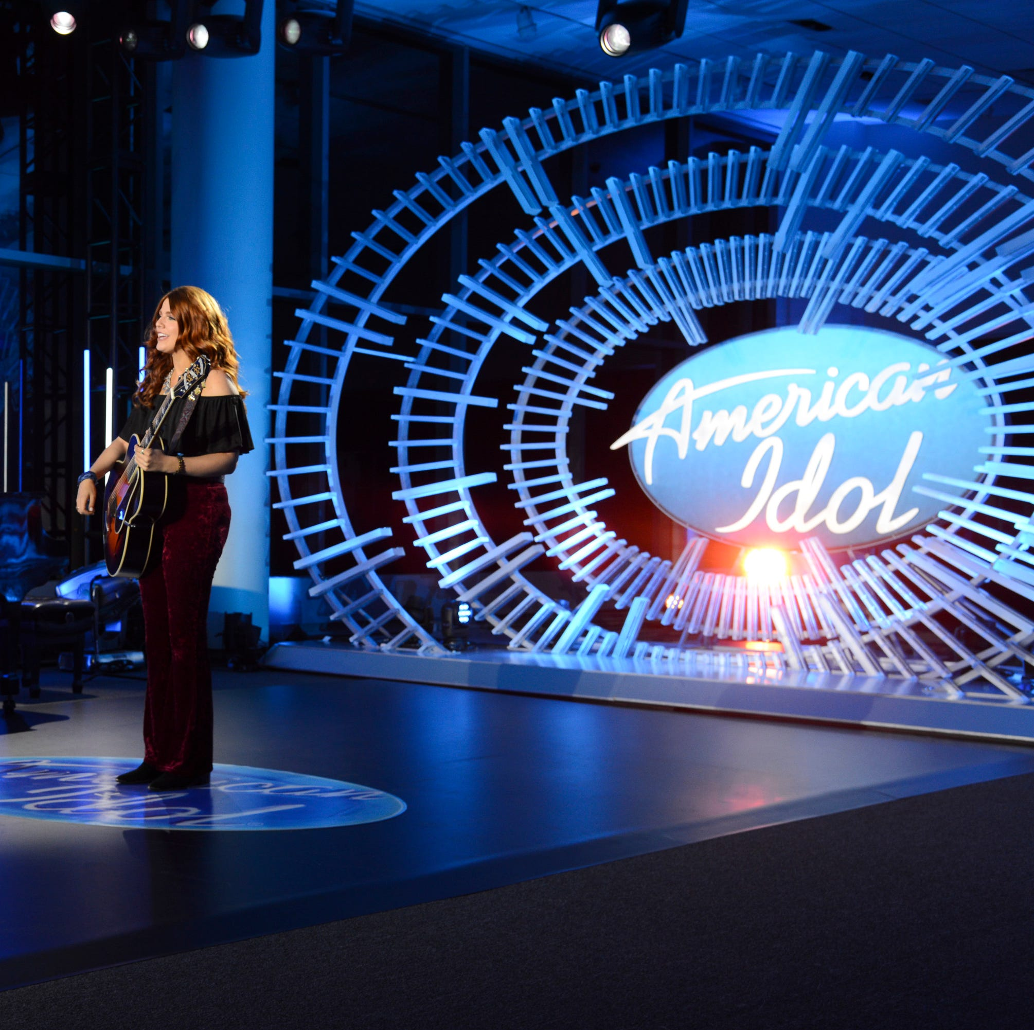 NJ native Payton Taylor gets golden ticket in return to 'American Idol'