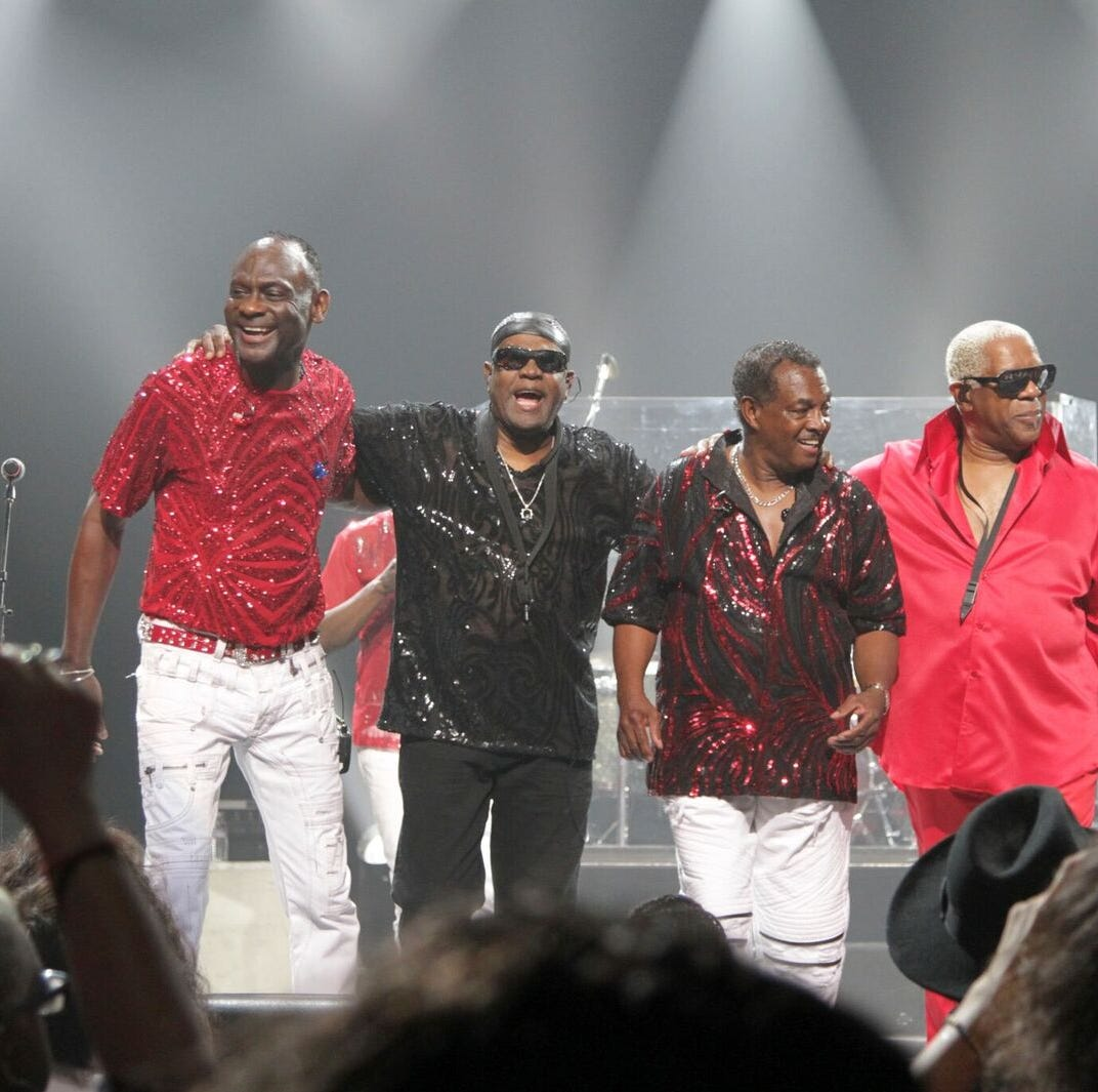 'Celebration' time as Kool & the Gang hit Hard Rock in Atlantic City