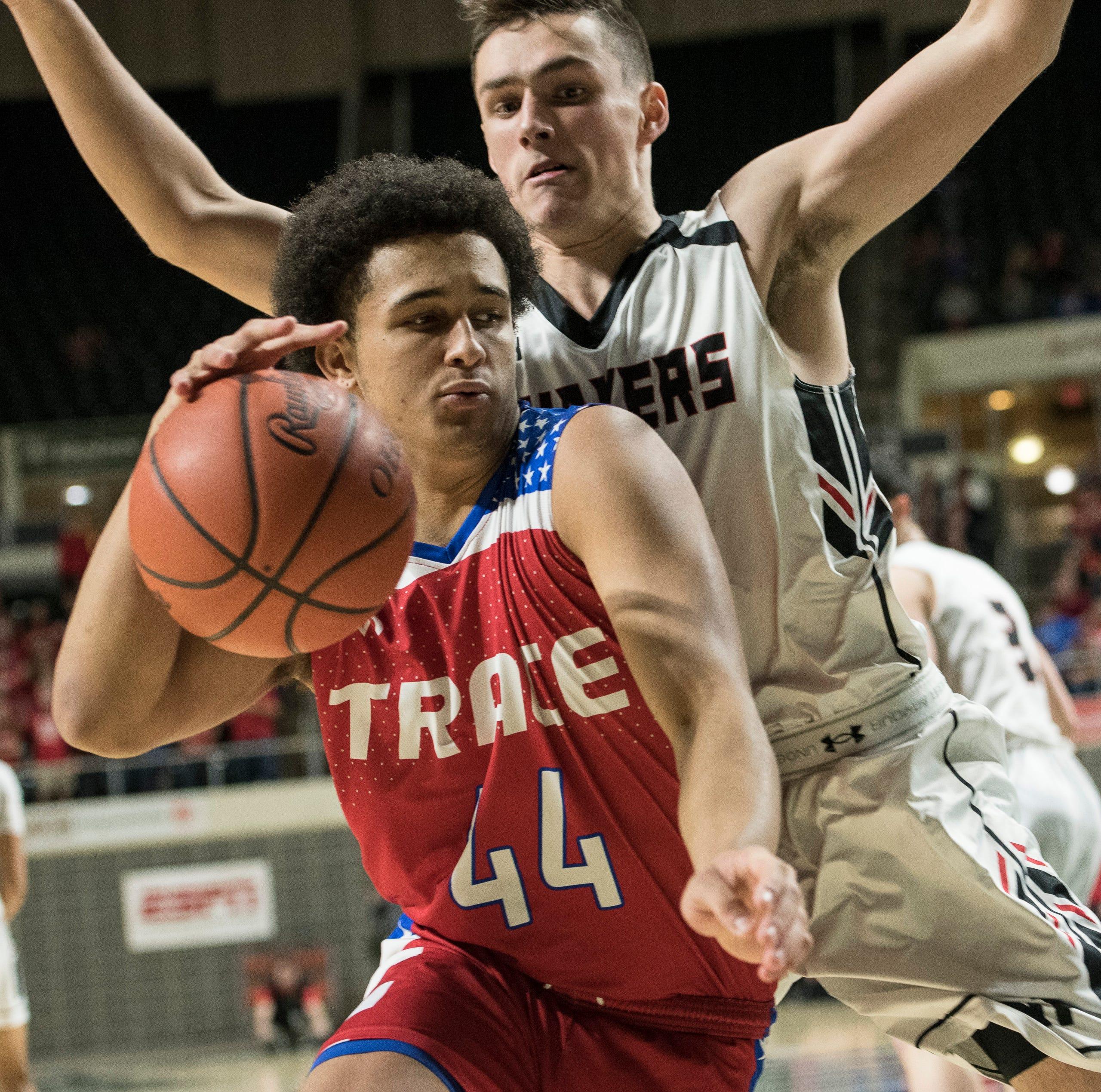 OHIO HS BOYS BASKETBALL: Zane Trace falls to New Philadelphia in regional semifinal
