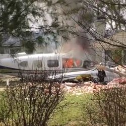 Federal official releases details about fatal plane crash in Madeira; no distress call made