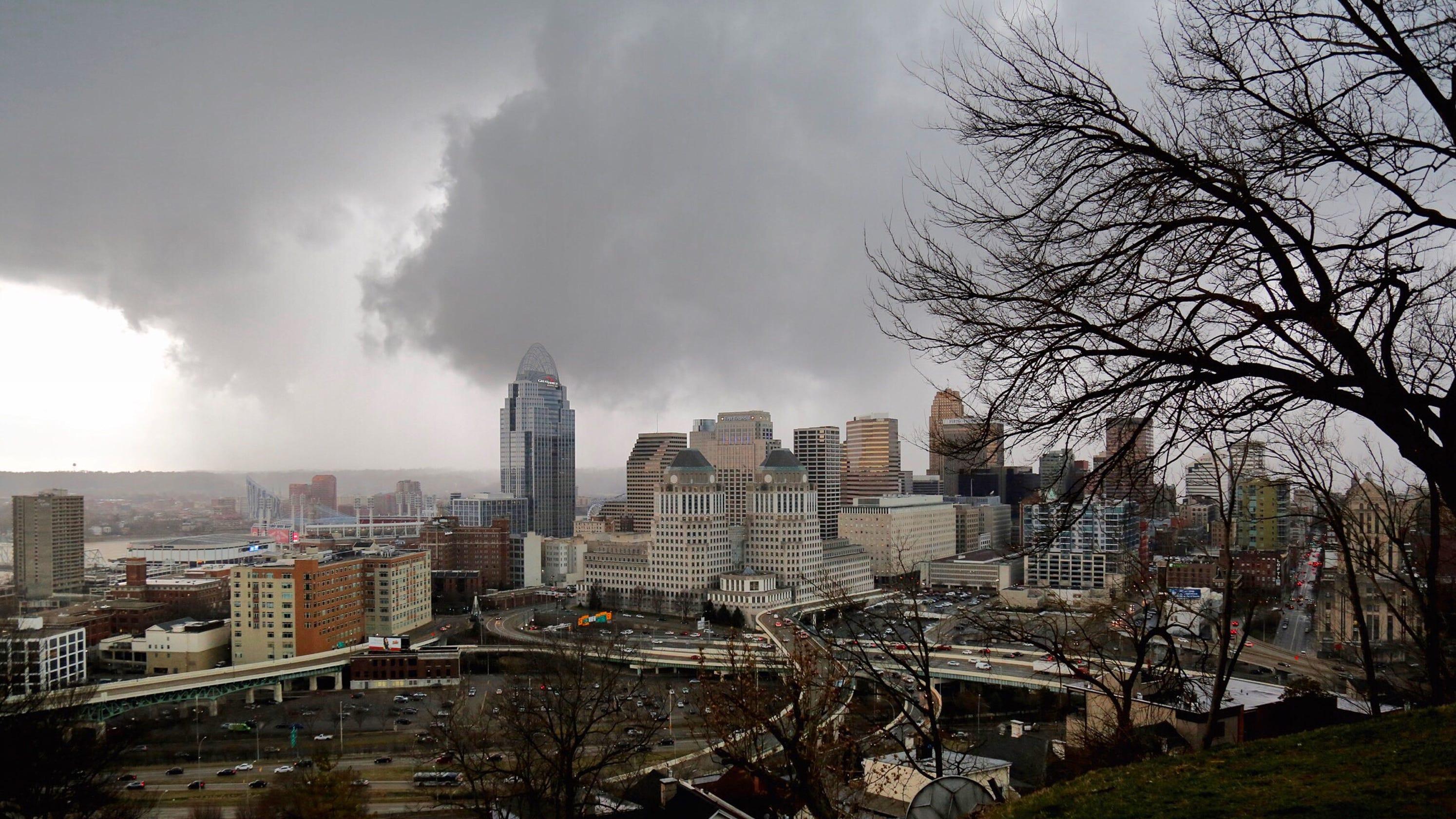 Tornado warnings have passed in NKY and Cincinnati