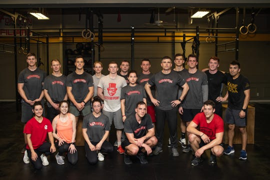 Austin Peay's Ranger Challenge team will be one of 16 ROTC teams to compete April 12-13 at West Point's Sandhurst 2019, the world's premier academy-level military skills competition.