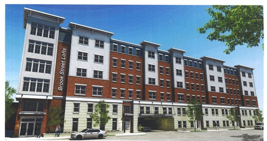 Brook Street Lofts is one of three transit-oriented developments coming to Woodbridge Township and among two within the downtown area.