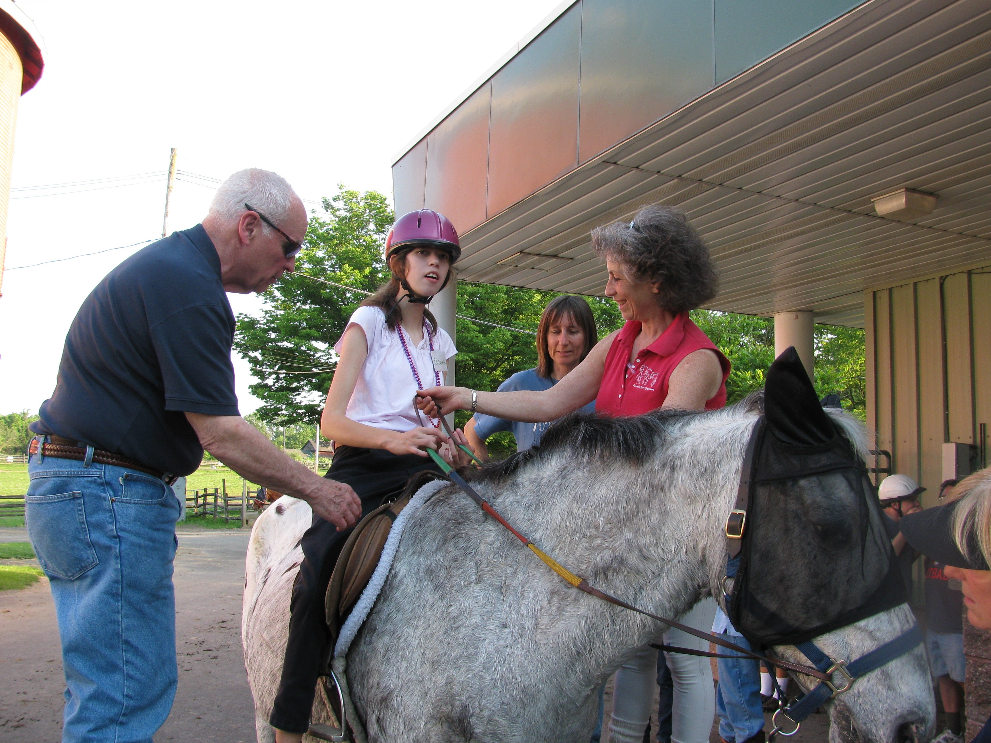 Volunteers are needed for the Therapeutic Recreation Department Adaptive Horseback Riding Program at Lord Stirling Stable in the Basking Ridge section of Bernards. Equestrian experience is not necessary.