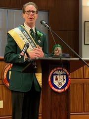 Ken Gardner, American Irish Association of Woodbridge, Irish Man of the Year