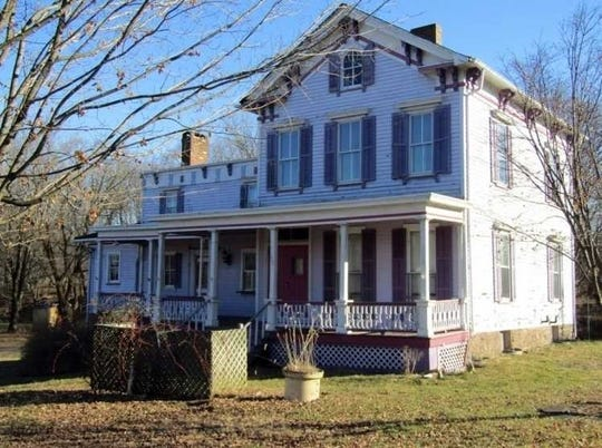 The auction of a historic house in the Neshanic Station section of Branchburg has been postponed.
