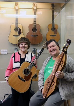After nearly 40 years selling high-end guitars at their store Wildwood Music in Coshocton, Marty Rodabaugh and Don McKay are closing the shop, although they will still be selling guitars by appointment.