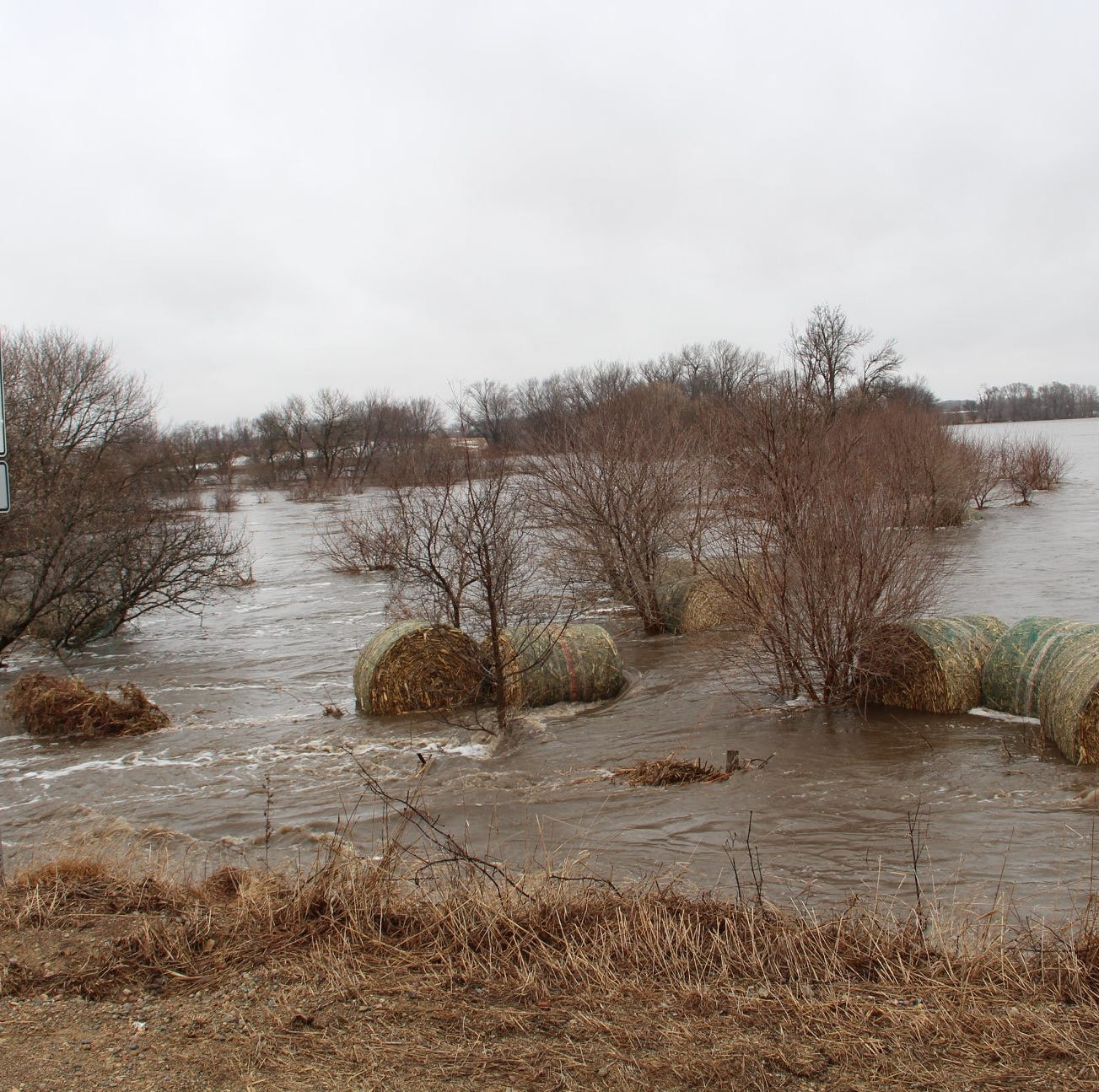 'This is way worse than we were expecting': Western Iowa town evacuates amid flooding