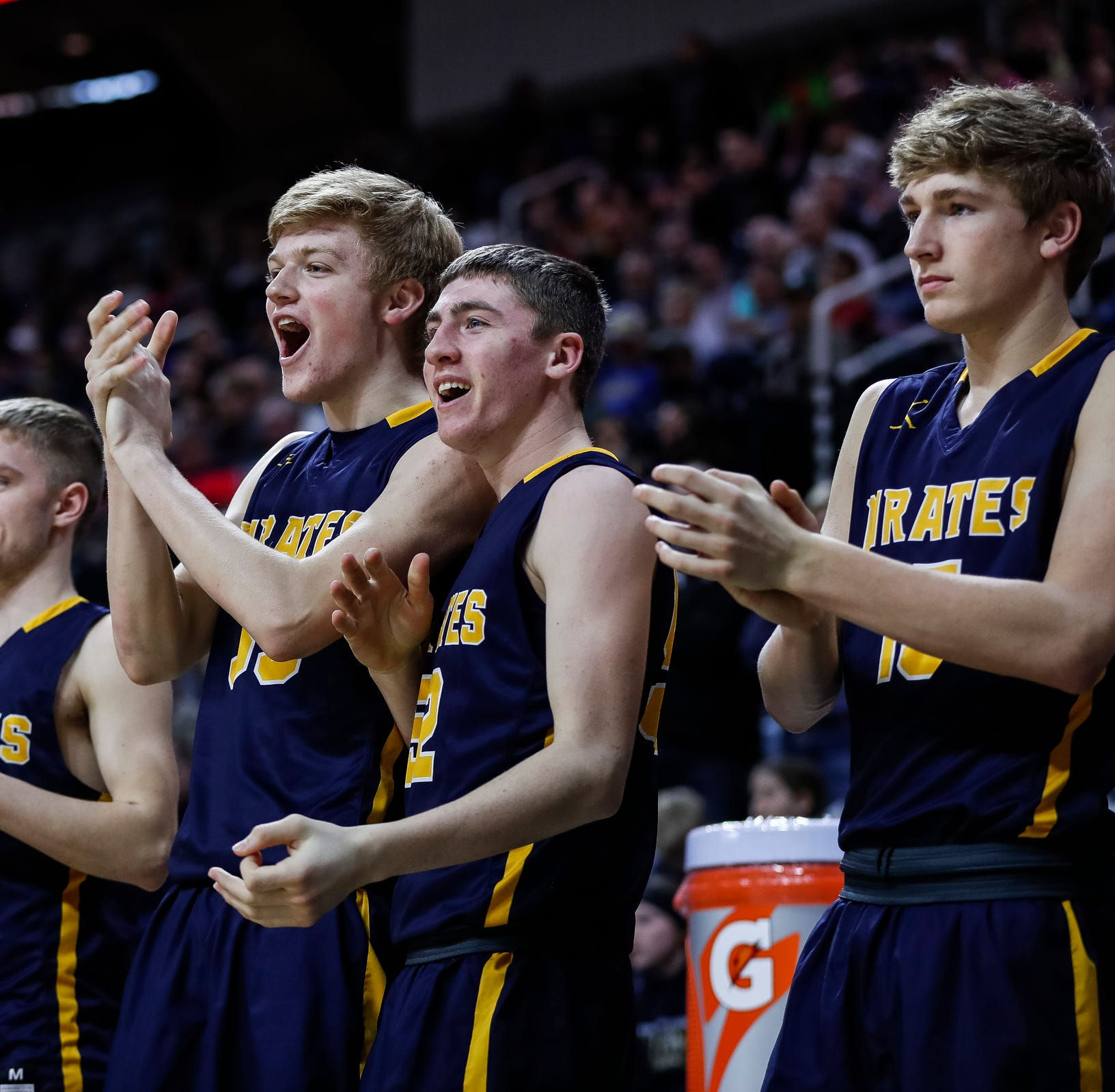 MHSAA boys state basketball: Division 3, 4 semifinal scores
