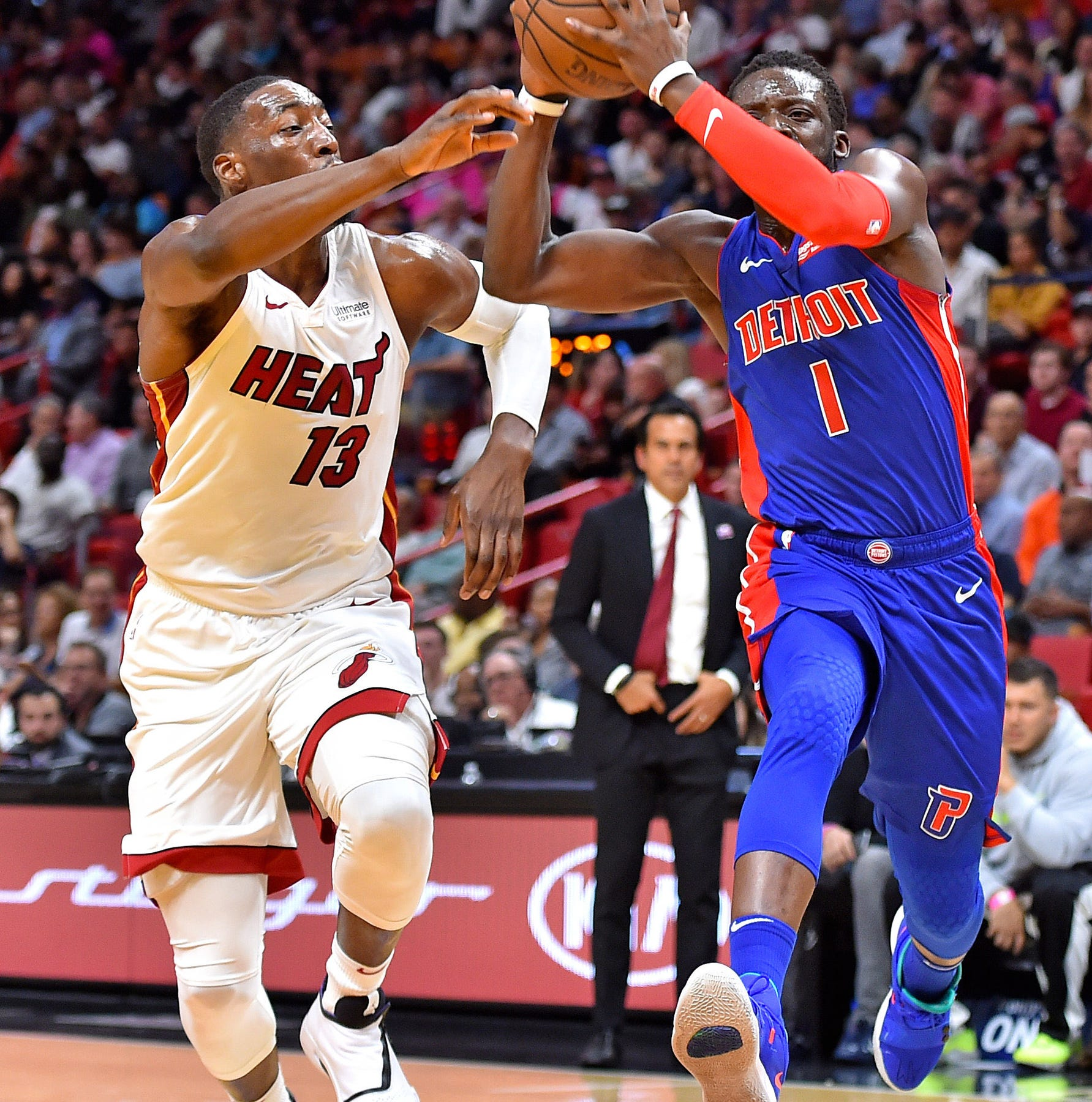 Can Detroit Pistons overcome Reggie Jackson injury in playoff push?