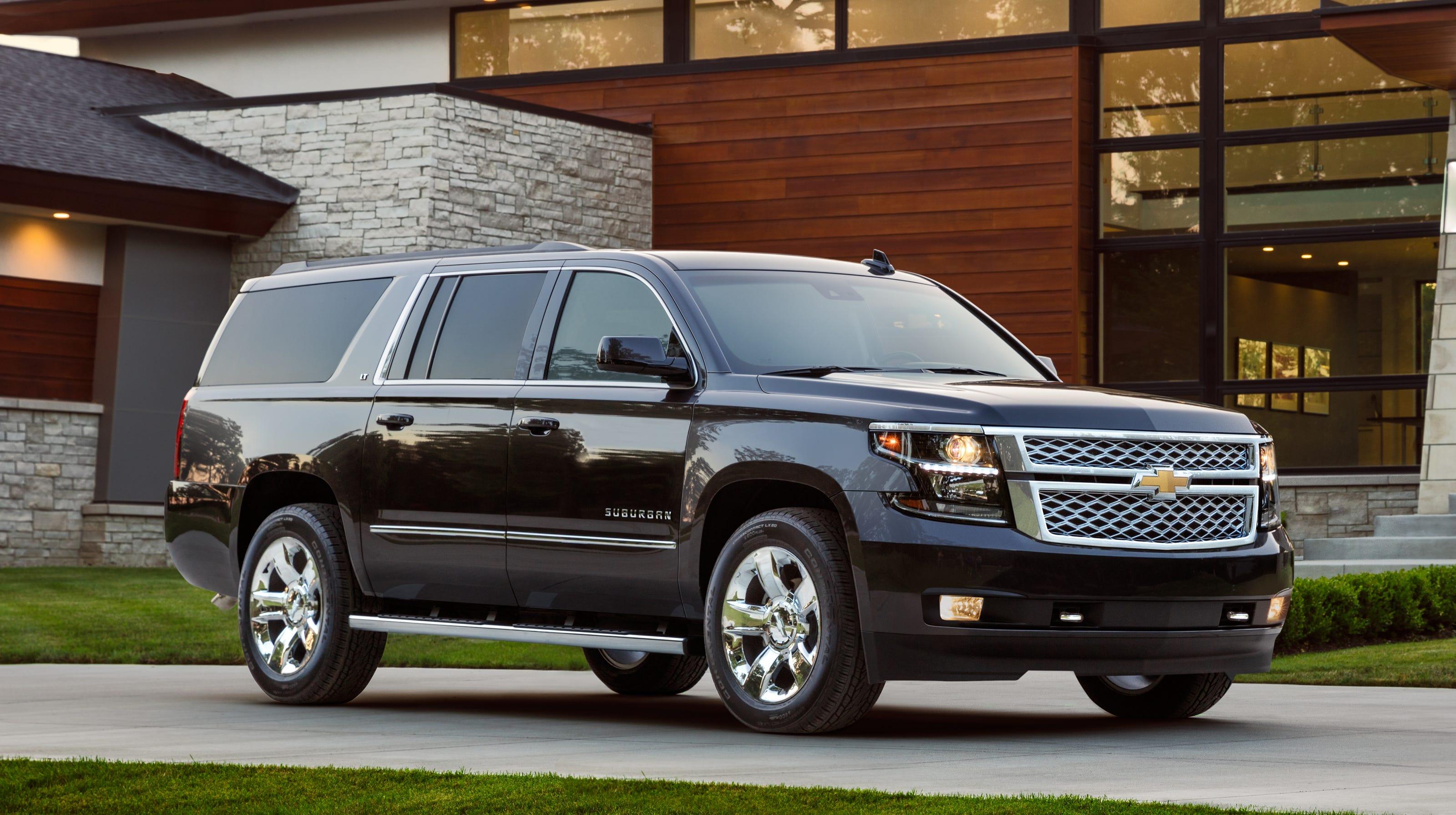 Kelebihan Kekurangan Chevrolet Suburban 2018 Top Model Tahun Ini