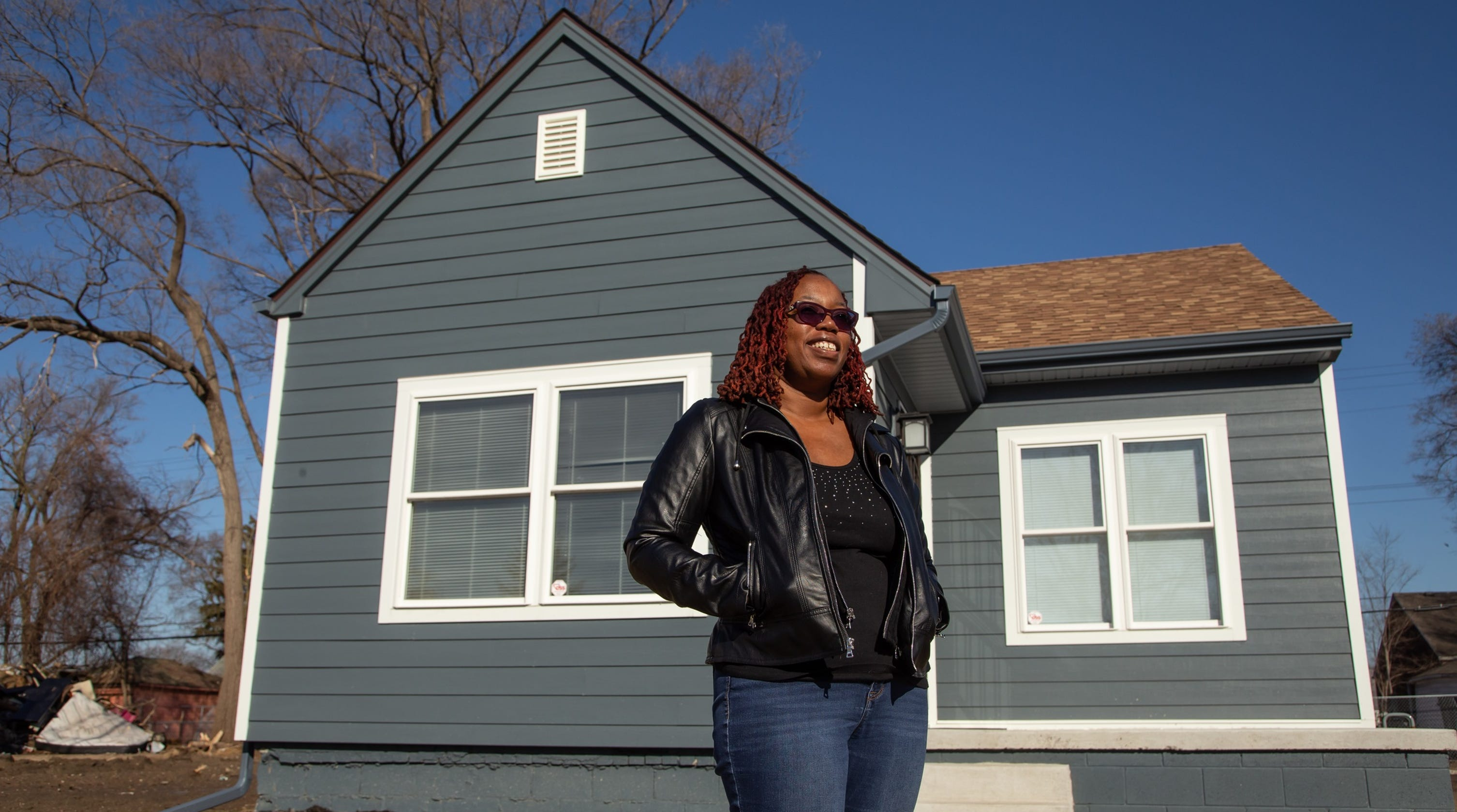 Few black people get home mortgages in Detroit, data show