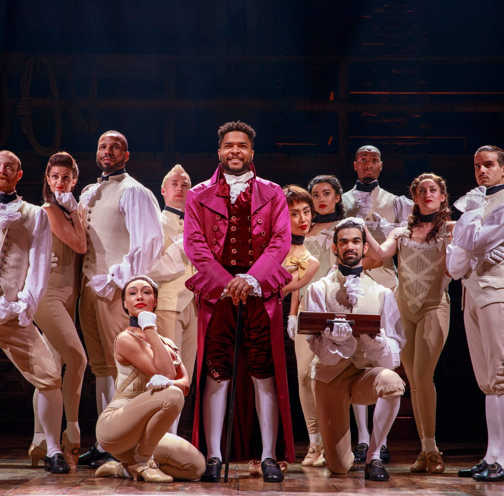 Review: 'Hamilton' offers once-in-a-generation fireworks at Detroit's Fisher Theatre