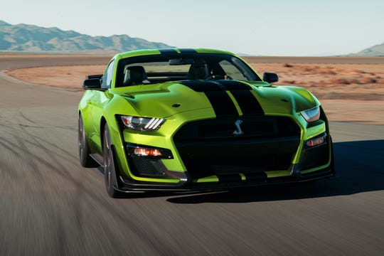 Grabber Lime for the 2020 Mustang will be available in fall 2019.