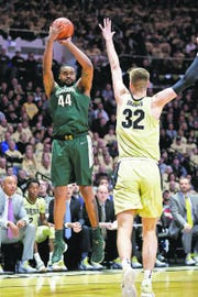 What the Spartans missed with Nick Ward's interior scoring and rim-running transition game, they've made up for with a heavier emphasis on Cassius Winston's ball-screen wizardry and Xavier Tillman's defense.