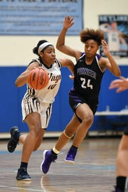 Jeanae Terry and Wayne Memorial play Temperance Bedford in a Division 1 quarterfinal on Tuesday.