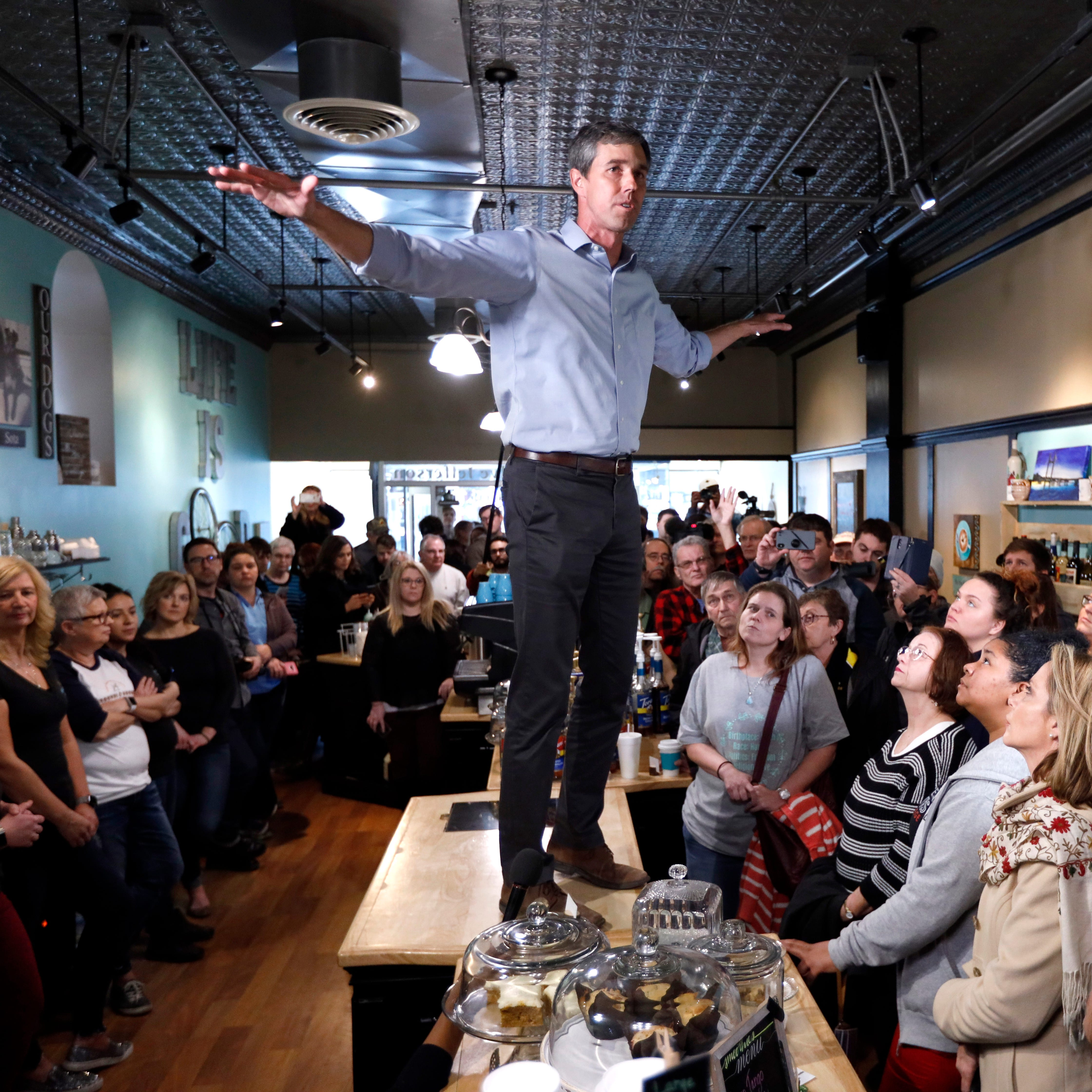 Beto O'Rourke to campaign Monday in Metro Detroit