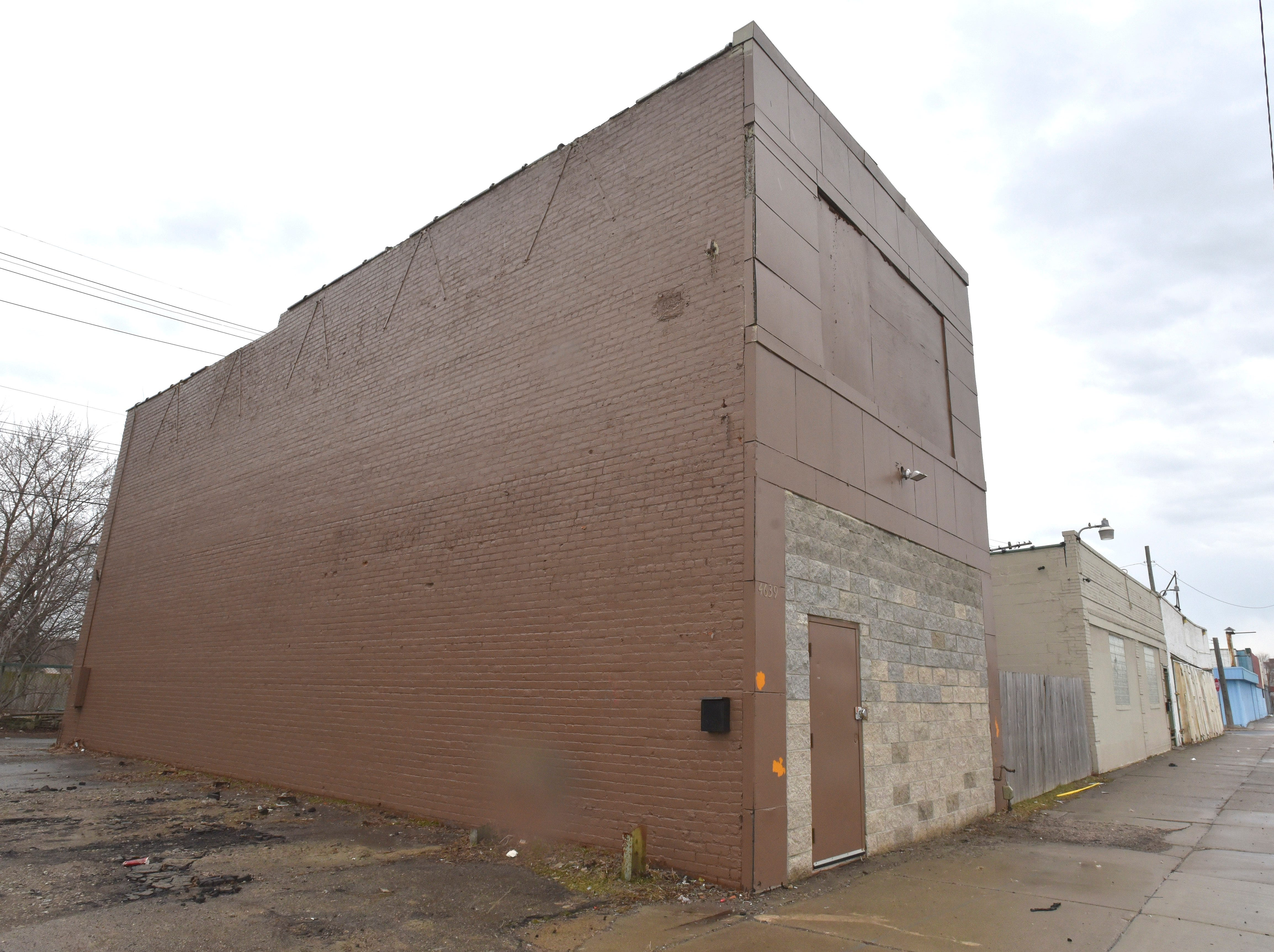 This vacant building at 7639 Michigan Ave. will become a Korean-style restaurant.