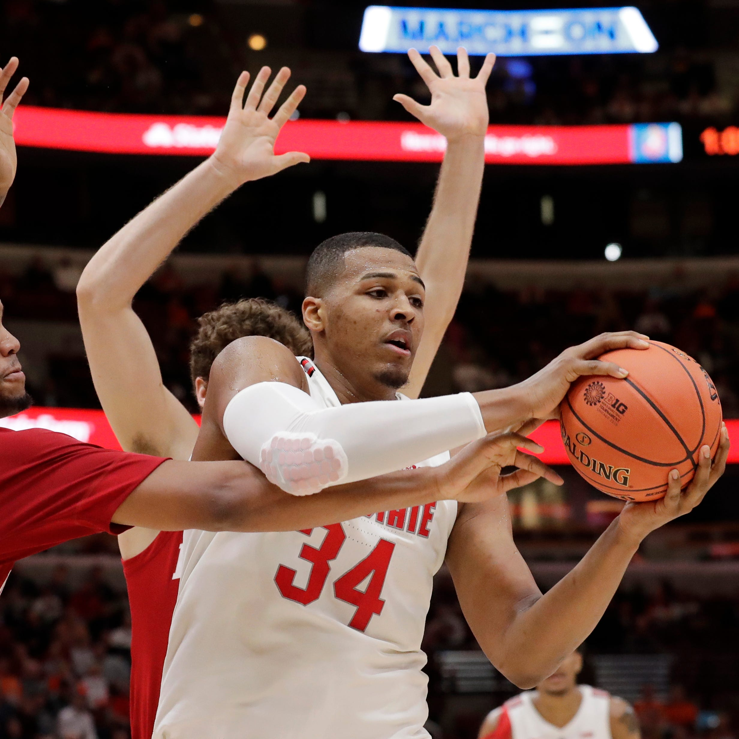 Ohio State braces for 'elite' Michigan State in Big Ten tournament