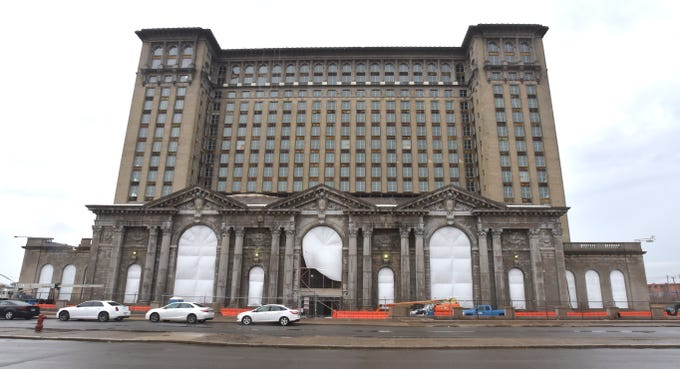 Ford Motor Co.'s purchase of the former Michigan Central Station last June spurred real estate prices in Detroit's Corktown area to shoot up by double-digit percentages.