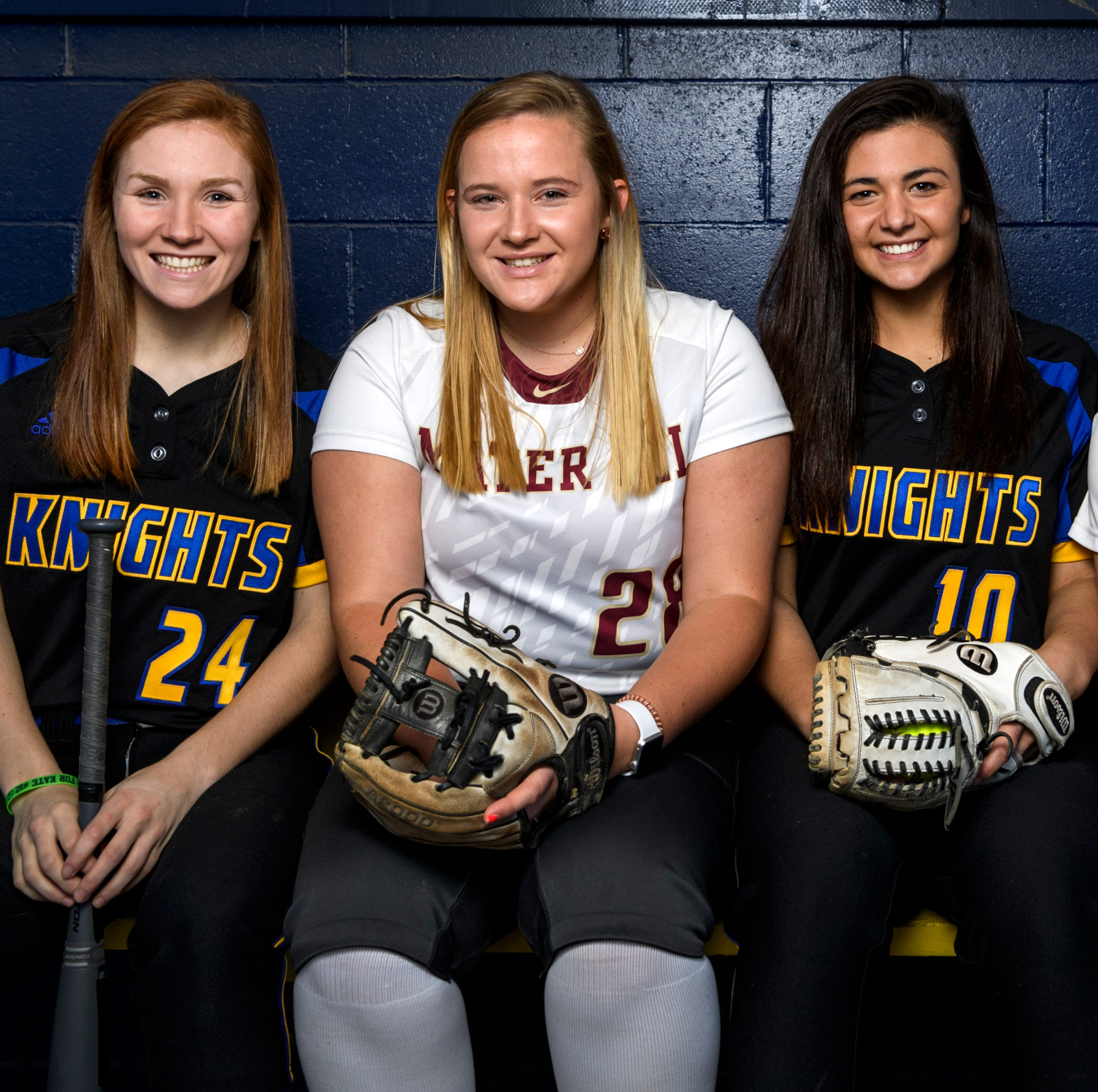 Castle, Mater Dei softball duos look to run the SIAC this spring
