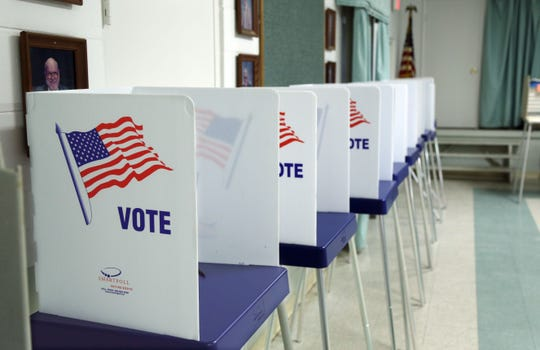 """""""In wake of this polarization of Americans today, many people have called for more nonpartisan elections so that citizens can vote on values and policies rather than just along party lines."""""""