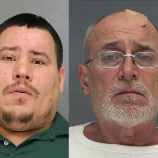 Two men charged in connection with last week's stabbing in west Green Bay