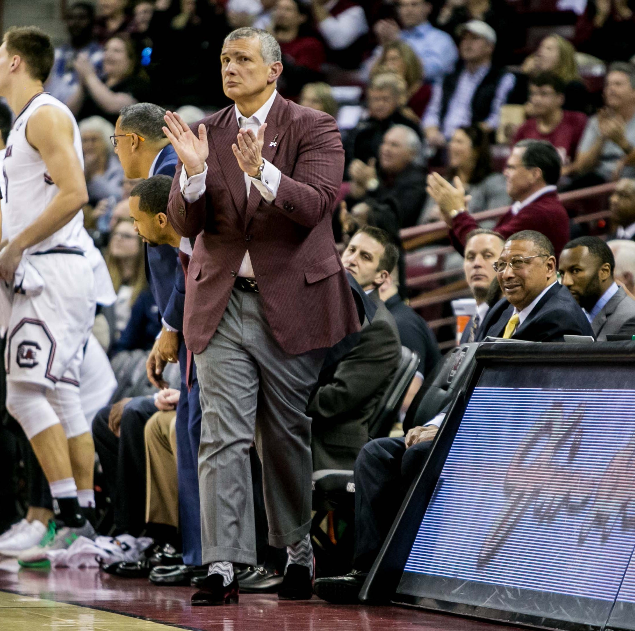 The practice that changed South Carolina's season in basketball