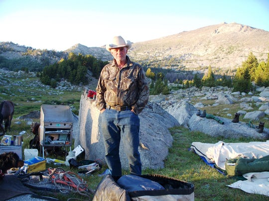 Jim Haggerty, who has been riding the Continental Divide National Scenic Trail, will share his experiences at a presentation on Thursday, March 28, at 6 p.m. Paris Gibson Square Museum of Art.