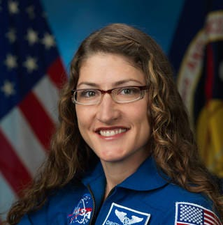 Montana astronaut Christina Koch launches into space, saluted by House