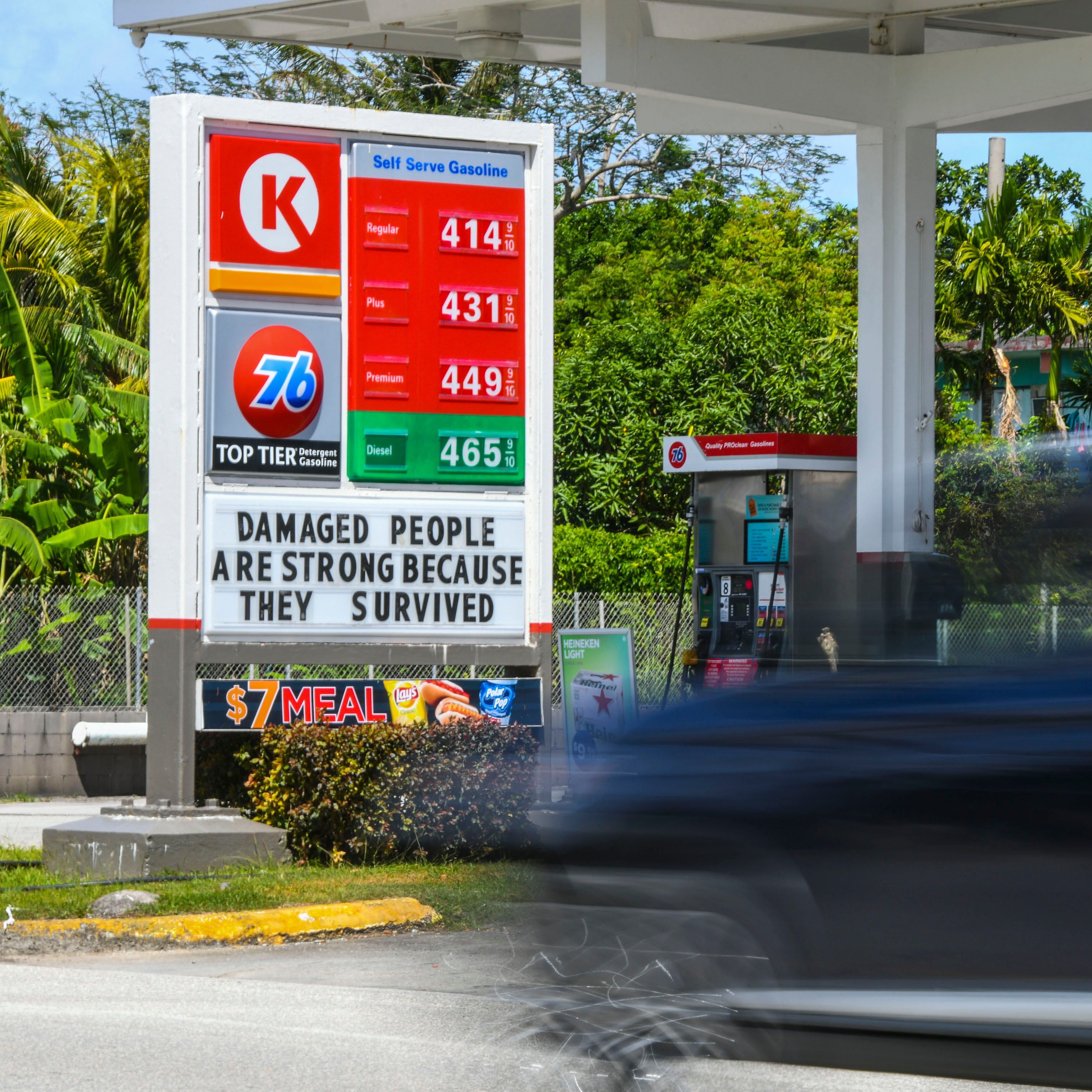 Mobil raises price of gas by 15 cents