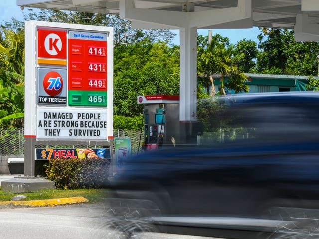 Circle K Gas Prices >> Mobil Raises Price Of Gas By 15 Cents
