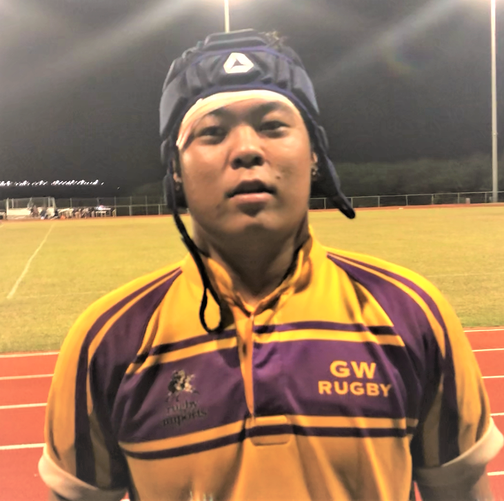 GW Geckos' Kaito Abvia is PDN Player of the Week