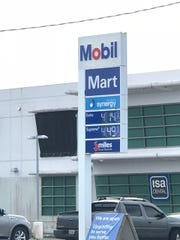 Mobil increased their price of regular fuel by 15 cents on March 14, 2019.