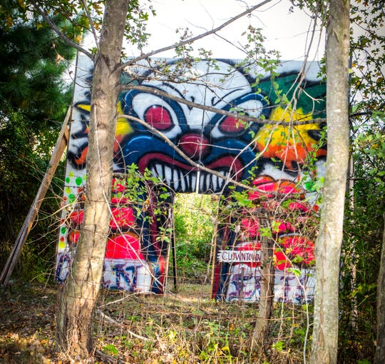 ClownTown and other sets at Terror on the Trail will have to come down and be stored to comply with local zoning laws.