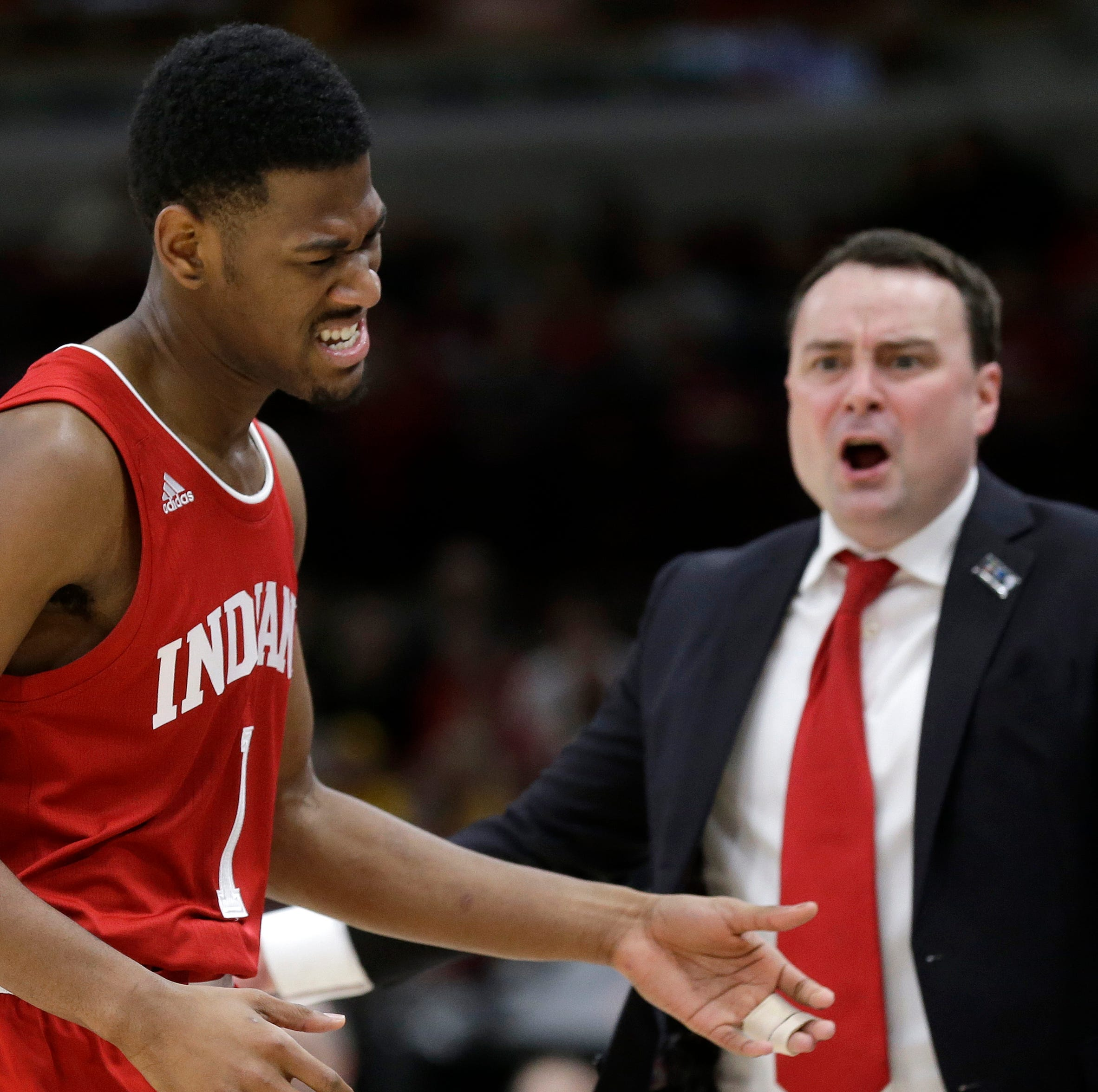 Insider: Hoosiers say they deserve NCAA tournament bid, but that's no longer up to them
