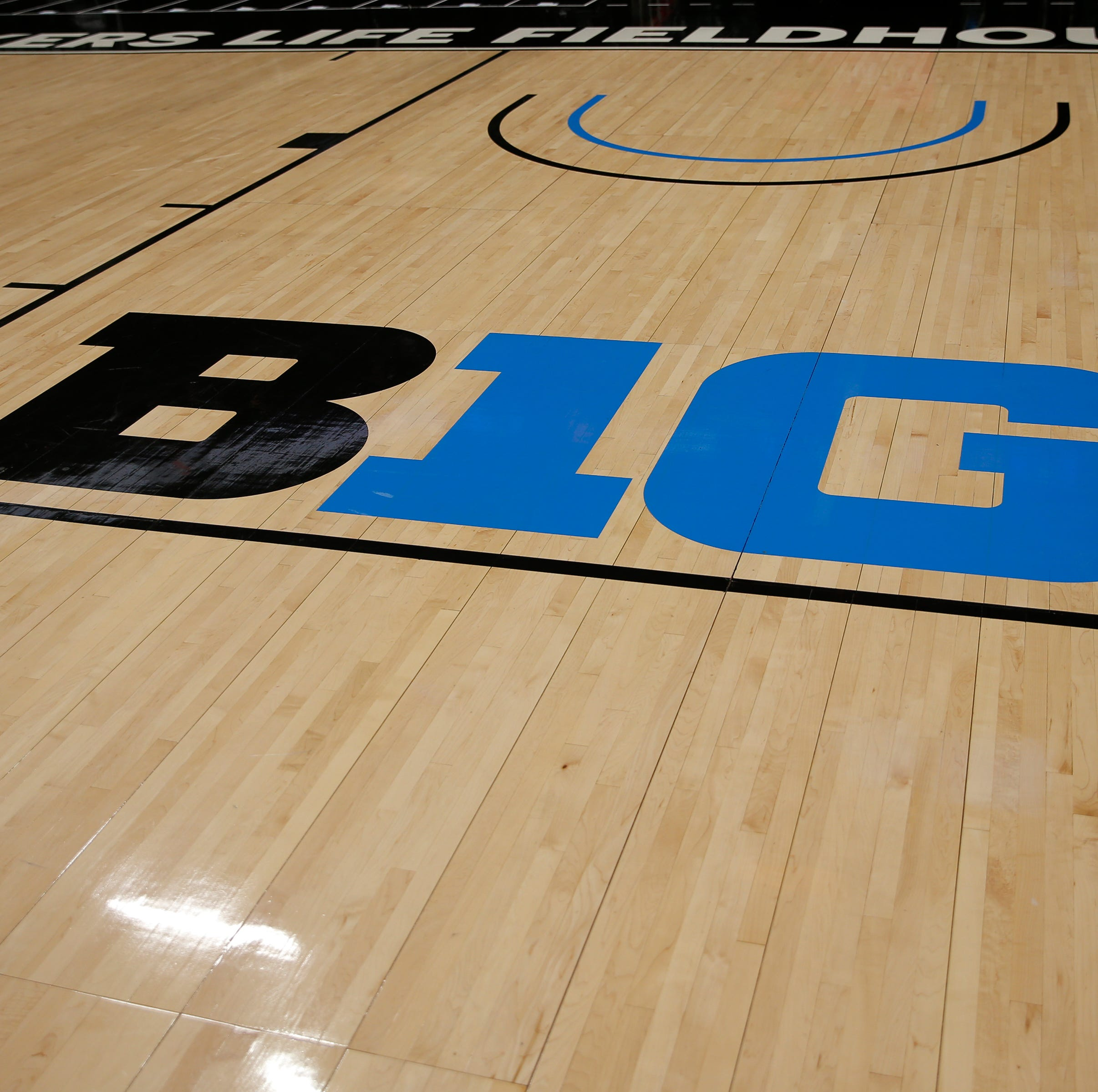 Big Ten tournament fans: 'We'd rather be in Indianapolis'