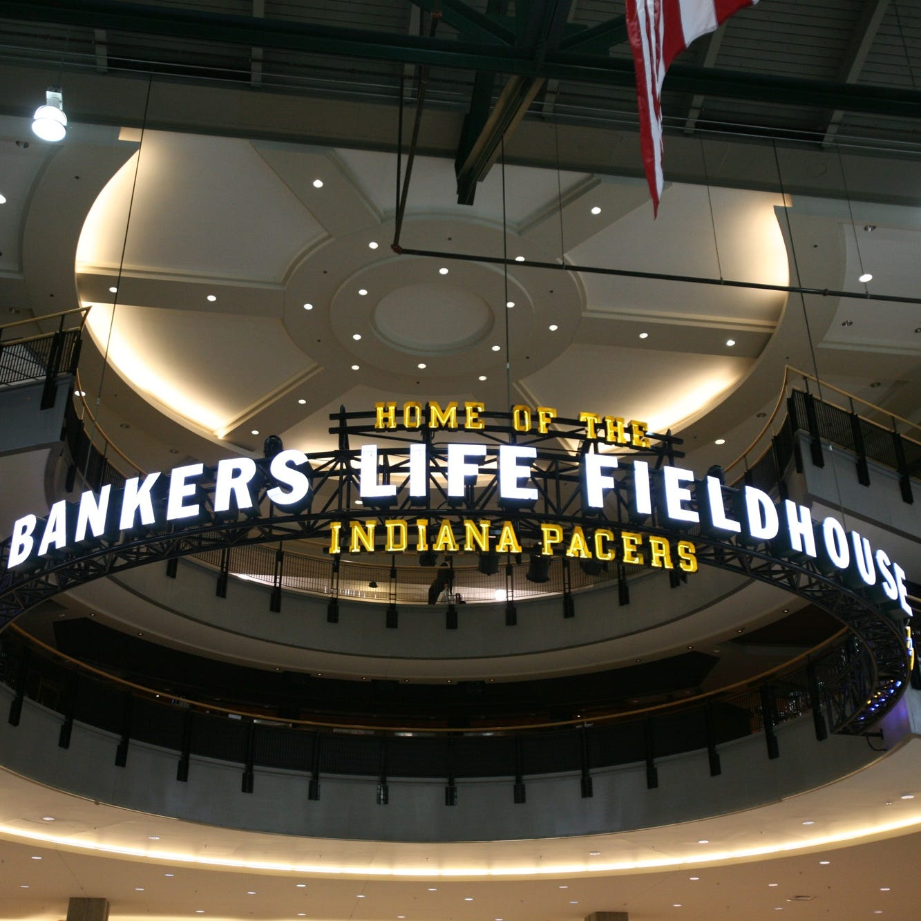 How Bankers Life Fieldhouse, home of Indiana Pacers, will get a new name