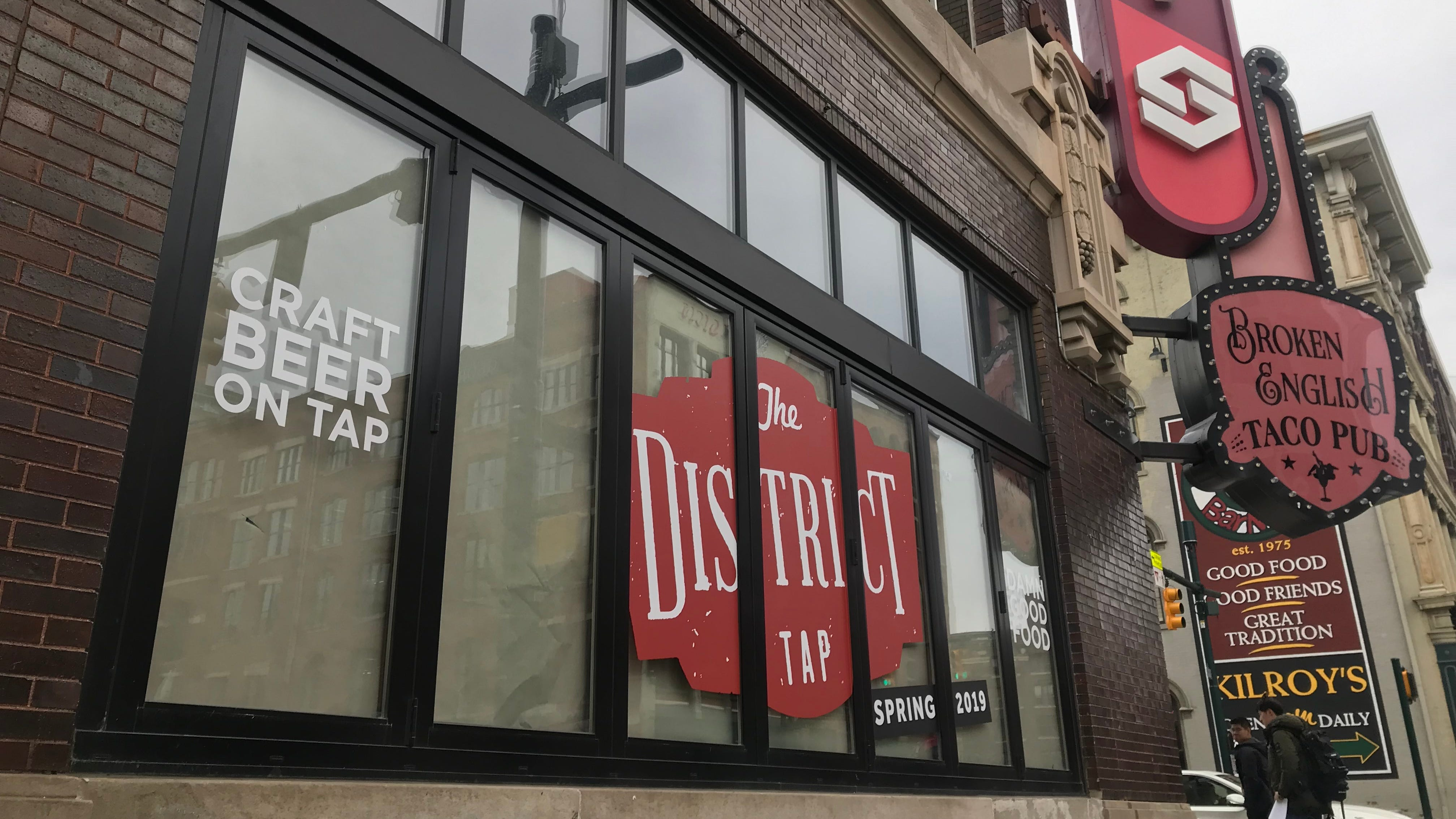The District Tap is expanding to Meridian and...
