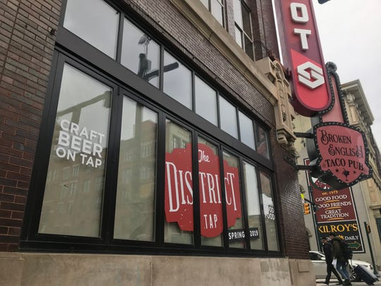 The District Tap is expanding to Meridian and Georgia streets Downtown.